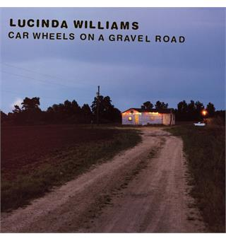 Lucinda Williams Car Wheels On a Gravel Road (LP)