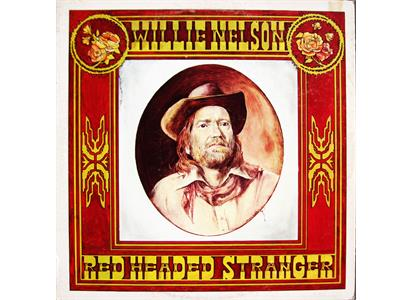 VXLIMP075 Impex  Willie Nelson Red Headed Stranger (LP)