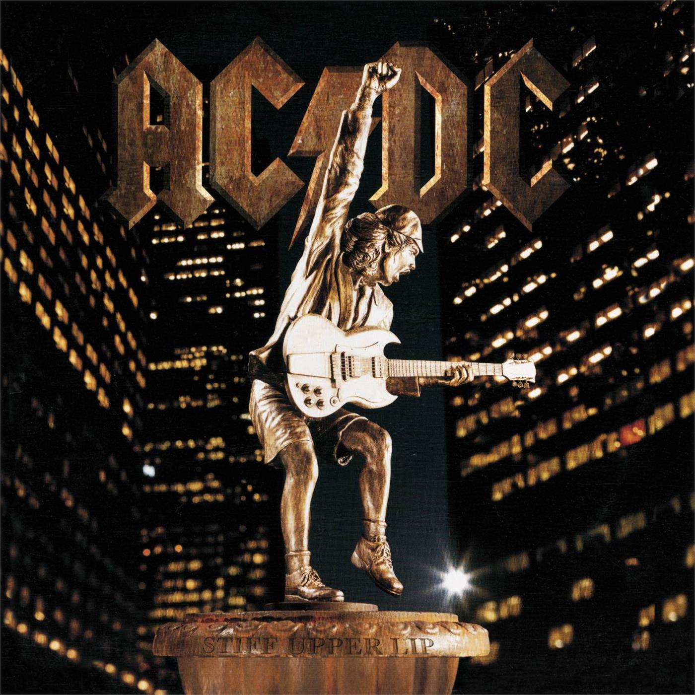888430492813 Columbia  AC/DC Stiff Upper Lip (LP)