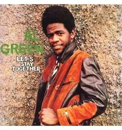 Al Green Let's Stay Together (LP)