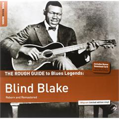 Blind Blake Rough Guide To Blind Blake (LP)