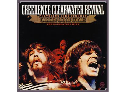 VXLDC0002-2 Concord  Creedence Clearwater Revival Chronicle: The 20 Greatest Hits (2LP)