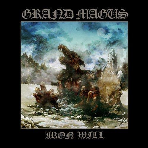 RISELP113 Rise Above  Grand Magus Iron Will (LP)