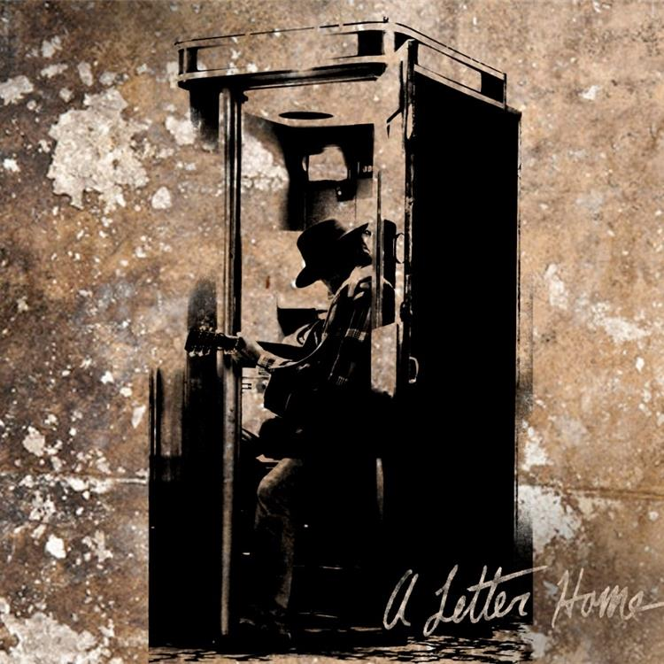 700944 Third Man Records  Neil Young A Letter Home (LP)