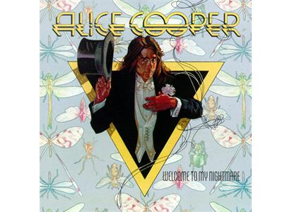 VXLDC1309 Friday Music  Alice Cooper Welcome To My Nightmare (LP)