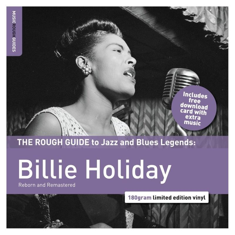 RGNET 1234LP World Music Network  Billie Holiday Rough Guide To Billie Holiday (LP)