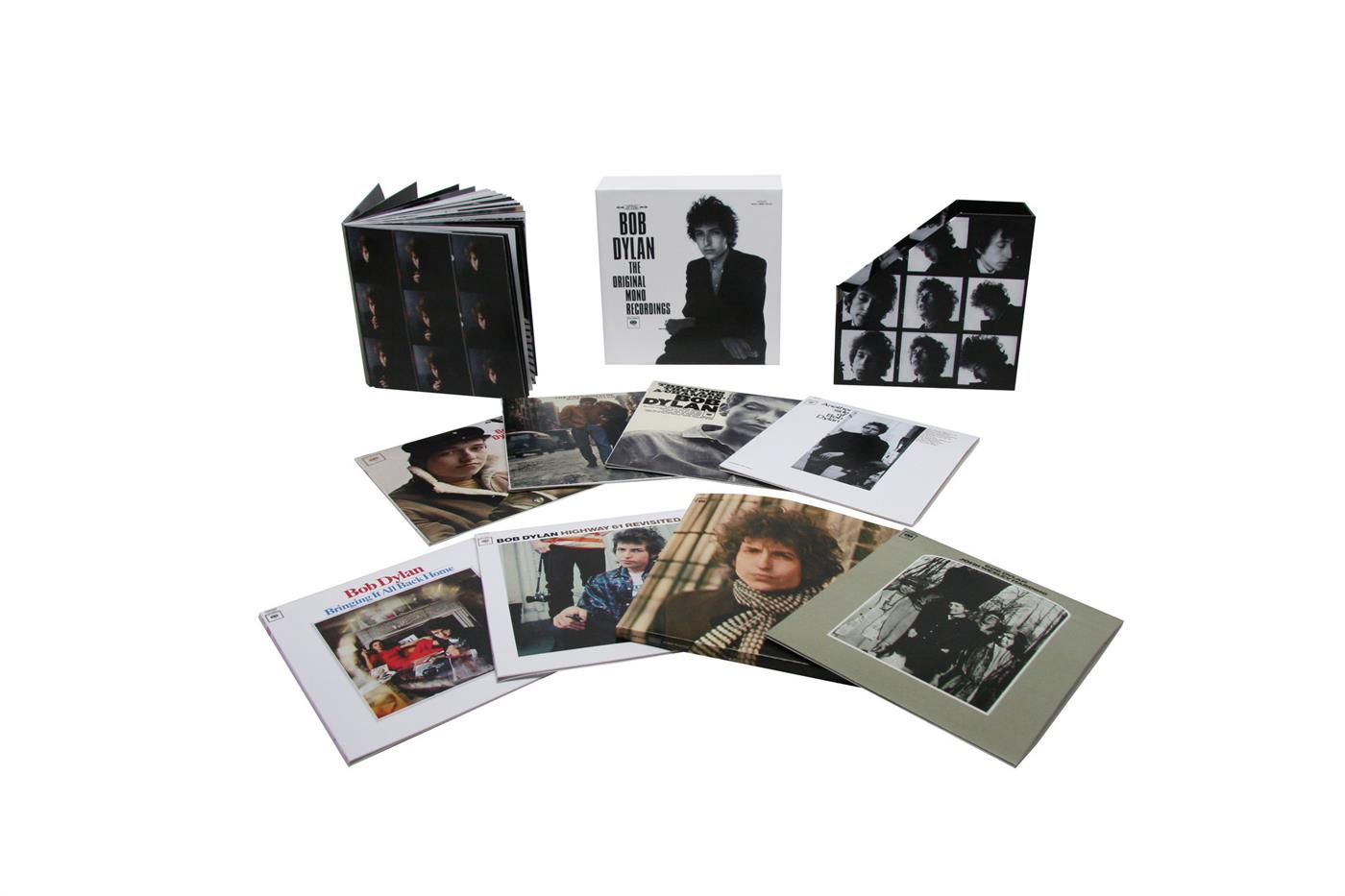 VXLDD516 Legacy Recordings  Bob Dylan The Mono Vinyl Box Set (9LP)