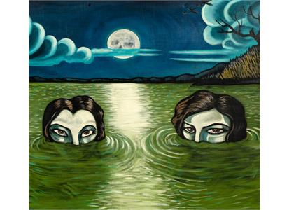 VXLDD96417 ATO  Drive-By Truckers English Oceans (2LP)