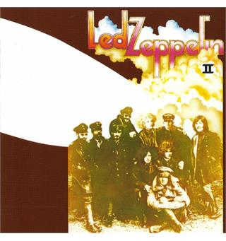 Led Zeppelin Led Zeppelin II (LP)