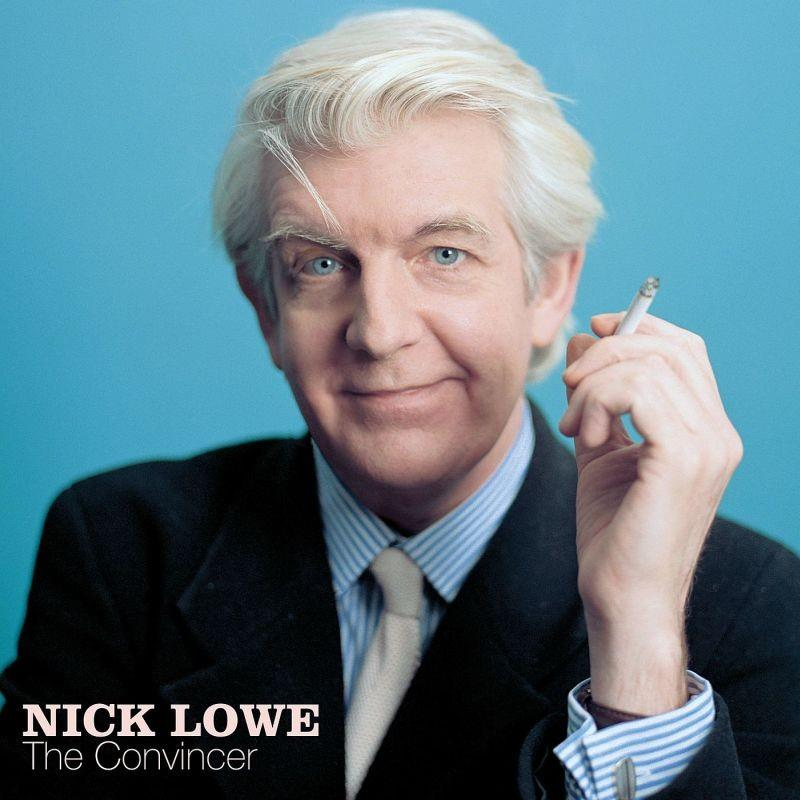 VXLDL2027 Yep Roc  Nick Lowe The Convincer (LP)