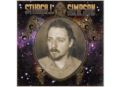 702970 Loose VJLP216 Sturgill Simpson Metamodern Sounds in Country Music (LP)