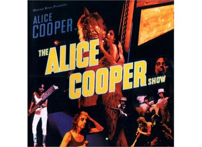VXLDC3809 Friday Music  Alice Cooper The Alice Cooper Show (LP)