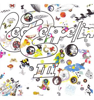 Led Zeppelin Led Zeppelin III (LP)
