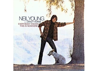 VXLDY8671 Reprise  Neil Young & Crazy Horse Everybody Knows This is Nowhere (LP)