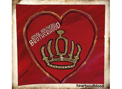 RUF2014 Ruf Records  Royal Southern Brotherhood Heartsoulblood (LP)