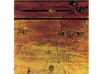 VXLDC1326 Friday Music  Alice Cooper School's Out (LP)
