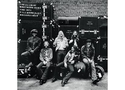 703402 Mercury  Allman Brothers Band The Fillmore East Live Recordings (4LP)