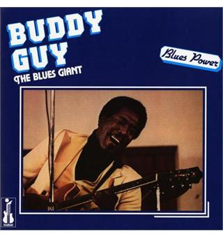 Buddy Guy The Blues Giant (LP)