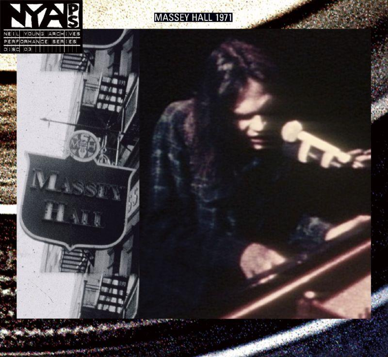 VXLDY2070 Reprise  Neil Young Live at Massey Hall (2LP)