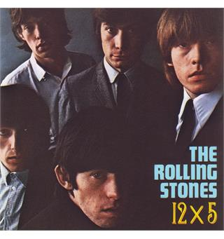 The Rolling Stones 12 x 5 (LP)