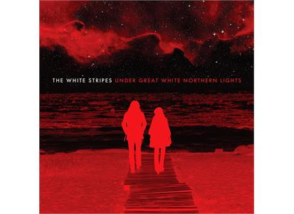 XLLP333 XL Recordings  White Stripes Under Great White Northern Lights (2LP)