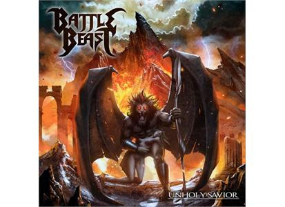 NB34071 Nuclear Blast  Battle Beast Unholy Savior (LP)
