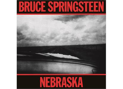 88875014271 Legacy Recordings  Bruce Springsteen Nebraska (LP)