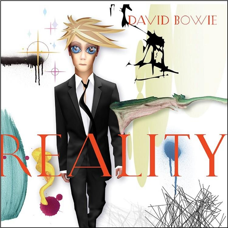 FRIM90576 Friday Music  David Bowie Reality (LP)