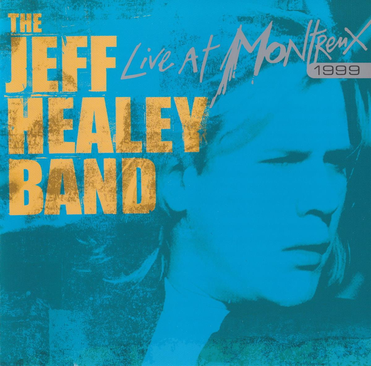 MOVLP1367 Music on Vinyl  Jeff Healey Band Live in Switzerland (2LP)