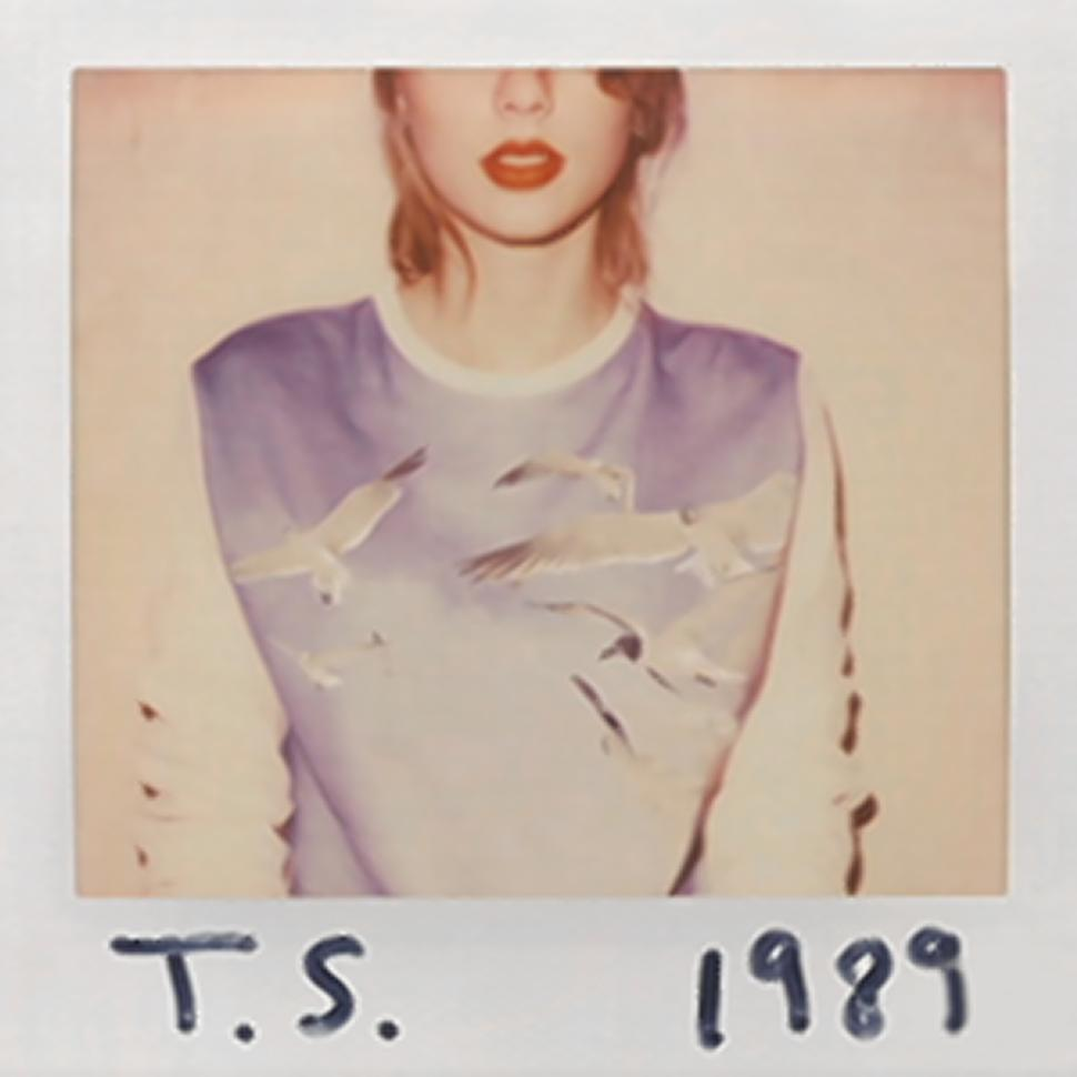 4709268 Big Machine  Taylor Swift 1989 (2LP)