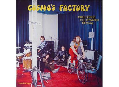 1884021 Fantasy  Creedence Clearwater Revival Cosmo's Factory (LP)