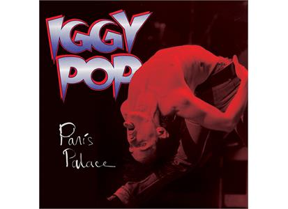 CLE1817 Cleopatra  Iggy Pop Paris Palace (LP)