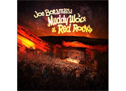 1987301155 Mascot/Provogue  Joe Bonamassa Muddy Wolf At Red Rocks (3LP)