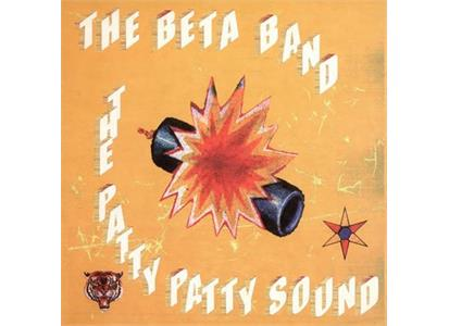 2564609201 Parlophone  Beta Band The Patty Patty Sound (LP)