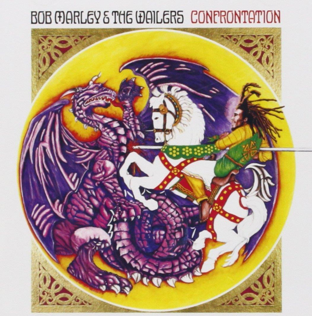 4727629 Universal  Bob Marley & The Wailers Confrontation (LP)