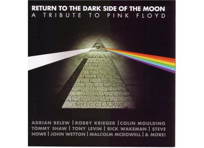 CLE2287 Cleopatra  Diverse artister / Pink Floyd Tribute Return to the Dark Side of the Moon (LP)