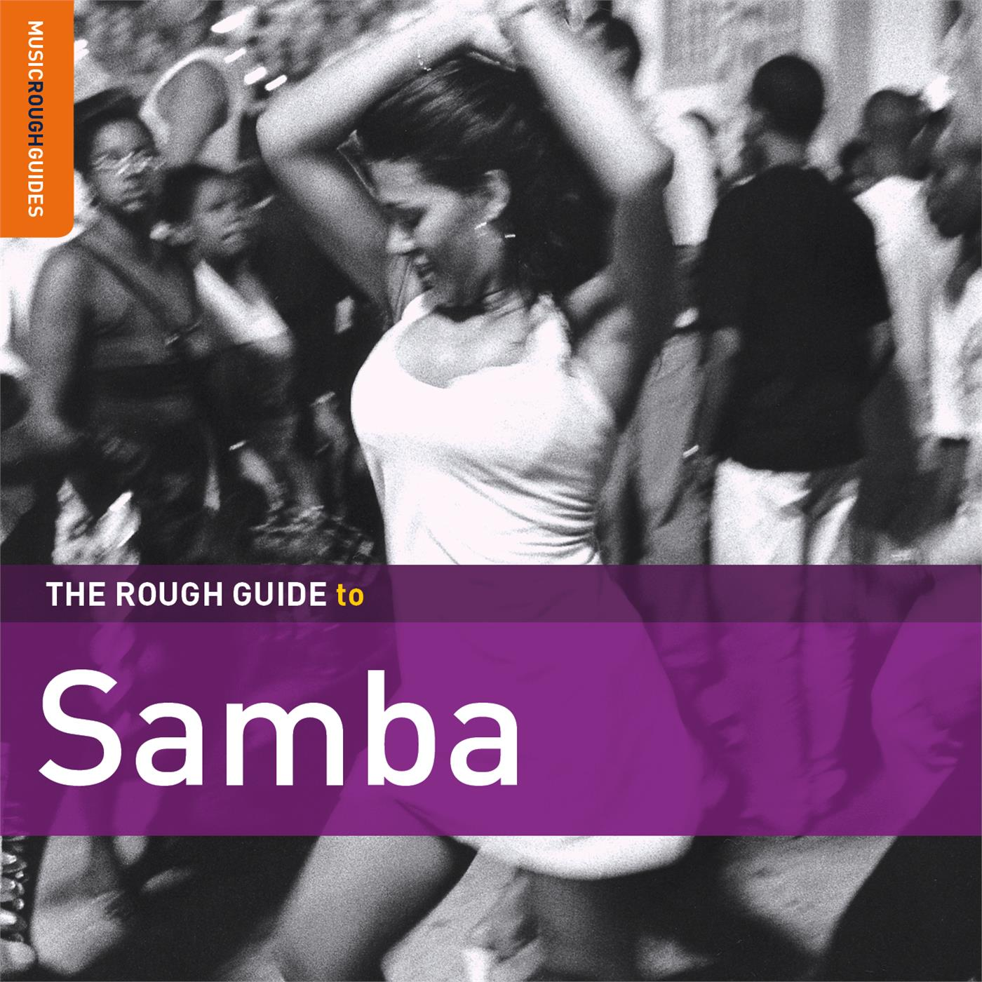 RGNET1289LP World Music Network  Diverse artister Rough Guide To Samba (LP)