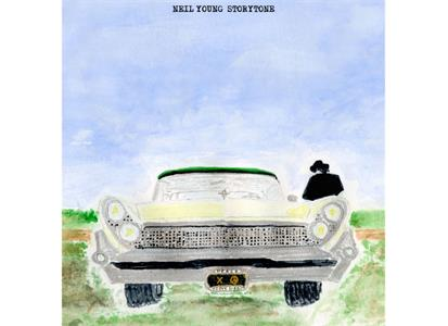 9362493239 Reprise  Neil Young Storytone (2LP)
