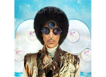 9362493327 Warner  Prince Art Official Age (LP)