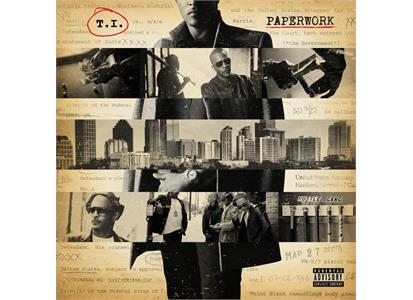 88875019291 Columbia  T.I. Paperwork (2LP)