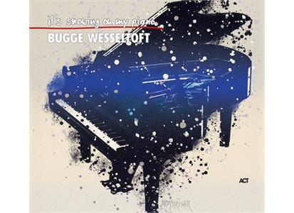 ACT92601 ACT  Bugge Wesseltoft It's Snowing on My Piano (LP)