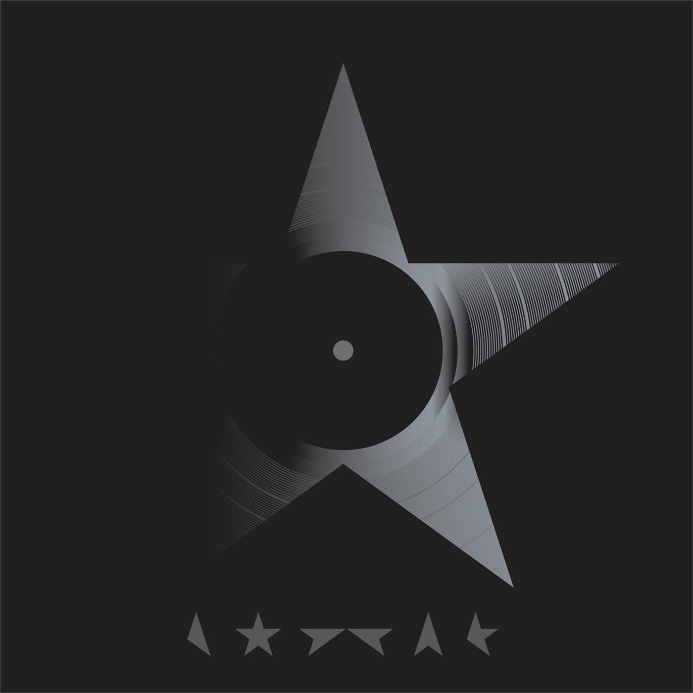 88875173871 Sony  David Bowie Blackstar (LP)