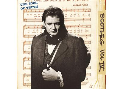 MOVLP 530 Music on Vinyl  Johnny Cash Bootleg 4: The Soul Of Truth (3LP)