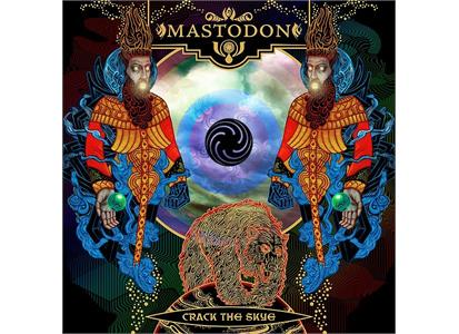 9362492937 Rhino  Mastodon Crack The Skye (LP)