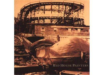 CAD3409 4AD  Red House Painters Red House Painters (Rollercoaster) (2LP)