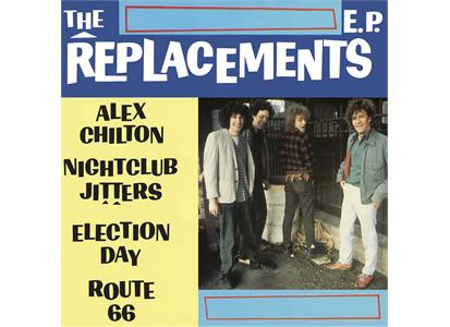 8122795600 Rhino  Replacements The Replacements EP (10'')