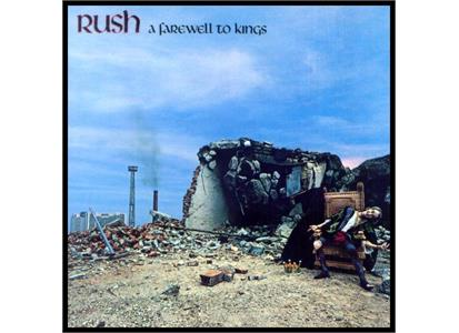 4711763 Universal  Rush A Farewell To Kings (LP)