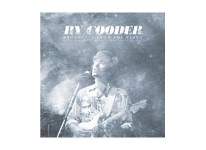 LETV227LP Let Them Eat Vinyl  Ry Cooder Broadcast From the Plant (2LP)