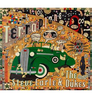 Steve Earle & The Dukes Terraplane (LP)
