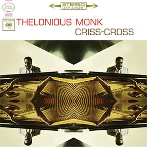 ORW49749 ORG Music  Thelonious Monk Criss-Cross (LP)